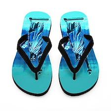 Statue of Liberty Flip Flops