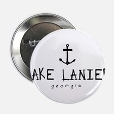 "LAKE LANIER GEORGIA ANCHOR 2.25"" Button"