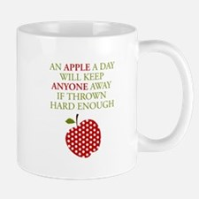 Apple a Day Mug
