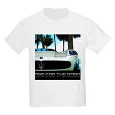 Maserati Closeup Kids T-Shirt