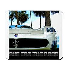 Maserati Closeup Mousepad