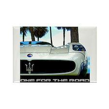 Maserati Closeup Rectangle Magnet
