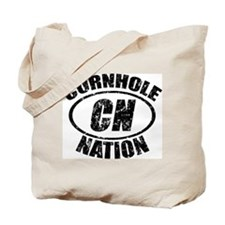 Cornhole Nation Chicago Tote Bag