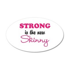 STRONG is the new Skinny Wall Decal