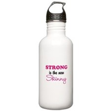 STRONG is the new Skinny Water Bottle