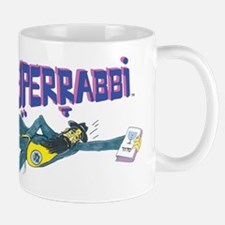 Superrabbi (super Rabbi ) Mug Mugs
