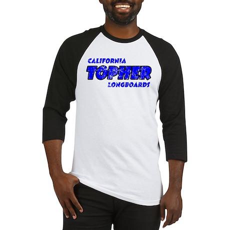 Topher Longboards Baseball Jersey