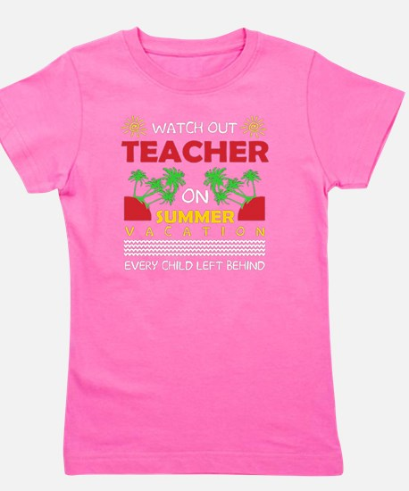 Funny Every child left behind Girl's Tee