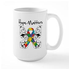 Hope Matters Autism Awareness Mug