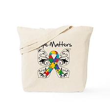 Hope Matters Autism Awareness Tote Bag