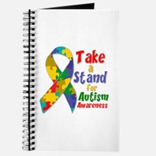 Take a Stand For Autism Journal