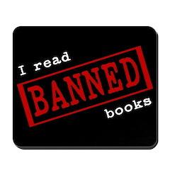 Banned Books Mousepad