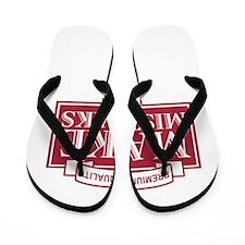 Make Misteaks Flip Flops