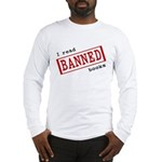 Banned Books Long Sleeve T-Shirt