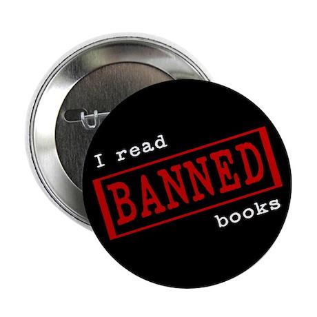 Banned Books Button