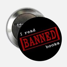 Banned Books Button