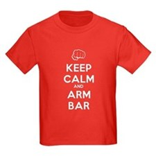 Keep Calm and Arm Bar T-Shirt