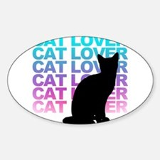 cat lover Decal
