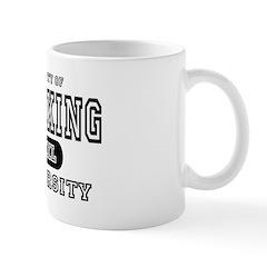 Kayaking University Mug