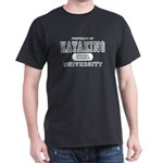 Kayaking University Dark T-Shirt