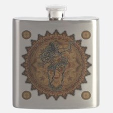 Belly Dancer Flask