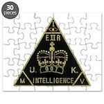 United Kingdom Intelligence Puzzle