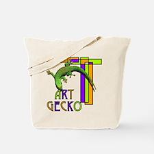art gecko-2.png Tote Bag