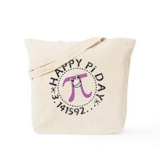 Happy Pi Day Tote Bag