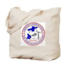 Cute Amateur radio Tote Bag
