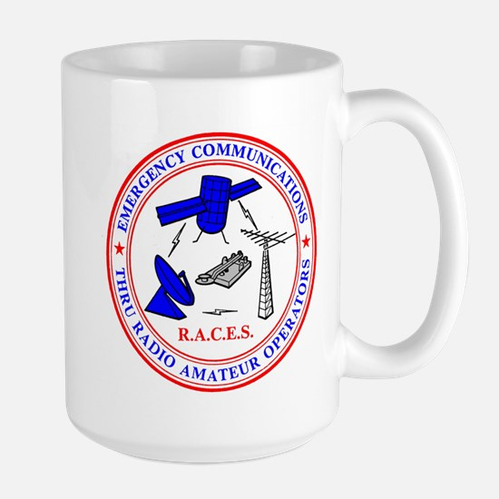 RACES LOGO Mugs