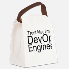 Trust Me, I'm A DevOps Engineer Canvas Lunch B