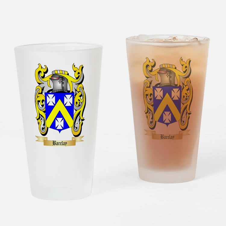 Barclay Drinking Glass