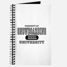 Snowboarding University Journal