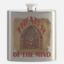 Theater Of The Mind Flask