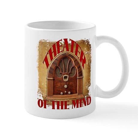 Theater Of The Mind Mug