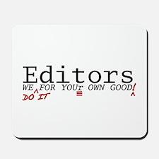 Editor Mousepad
