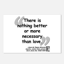 Alvarez Love Quote Postcards (Package of 8)