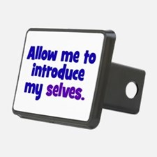 Introduce My Selves Hitch Cover