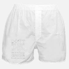 She loves you Boxer Shorts