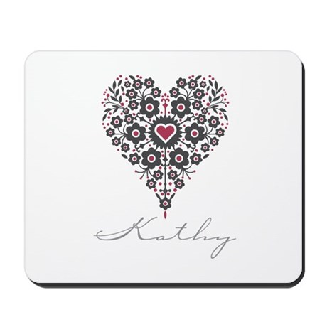 Love Kathy Mousepad