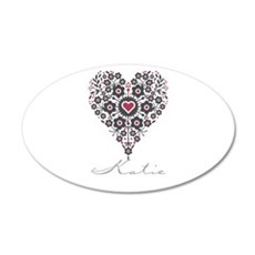 Love Katie Wall Decal