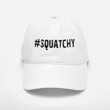 #Squatchy Baseball Baseball Cap