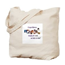 """Oregon Midwives"" Tote Bag"