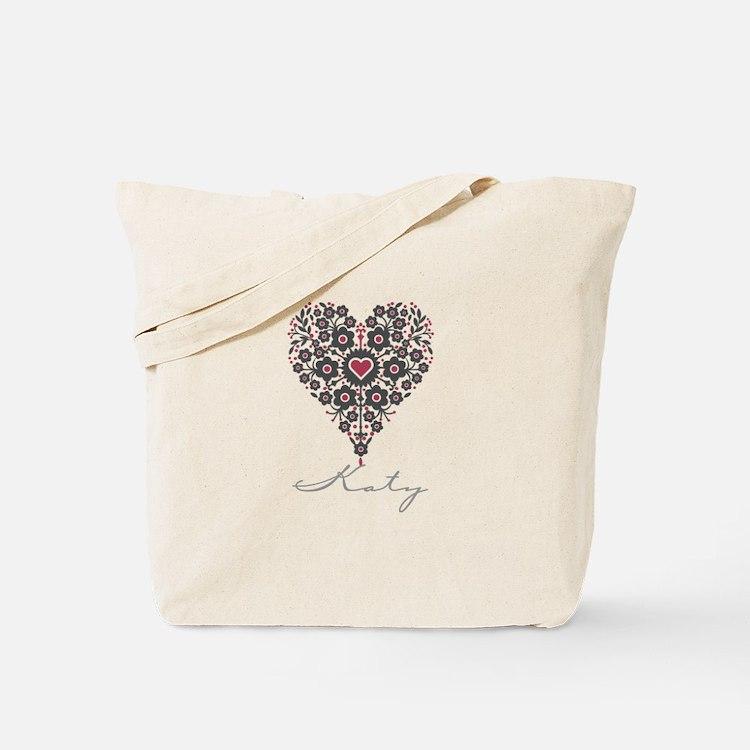 Love Katy Tote Bag