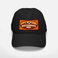 Breckenridge Tangerine Baseball Hat