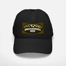 Breckenridge Olive Baseball Hat