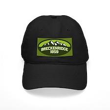 Breckenridge Green Baseball Hat