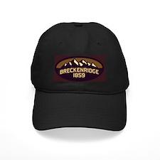 Breckenridge Sepia Baseball Hat