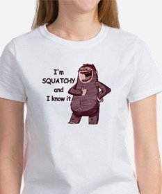 Squatchy & I Know It Tee