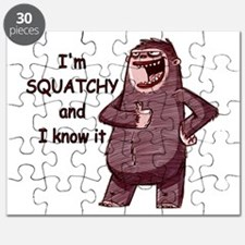 Squatchy & I Know It Puzzle
